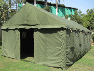 Military Tents for Sale in Africa