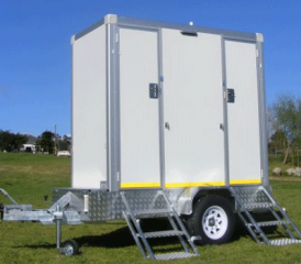 VIP Portable Toilets for Sale in Zimbabwe