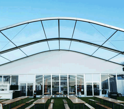 Curve Tents Manufacturers in Zimbabwe