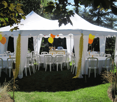 Party Tents Manufacturers
